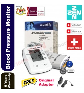Microlife Blood Pressure Monitor BP A2(5 years guarantee)