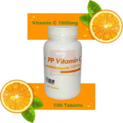 Pahang Pharmacy Vitamin C 1000mg (100s)