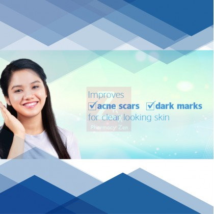 Hiruscar Post Acne10g(acne scar reduction)