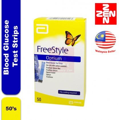 Freestyle Optium Test Strip (50s)