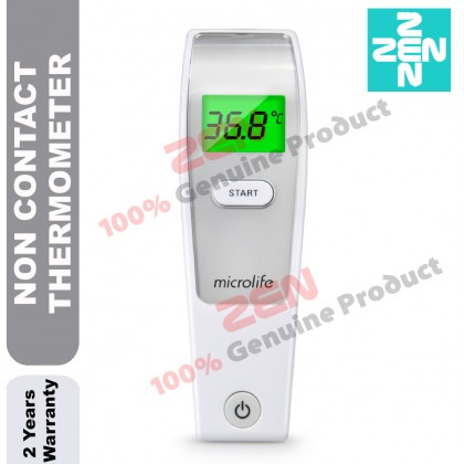 Microlife Non Contact Infrared Forehead Thermometer FR1 MF1