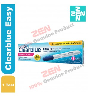 CLEARBLUE EASY PREGNANCY TEST