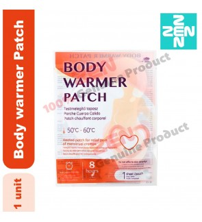 LABOTTACH BODY WARMER PATCH 1S