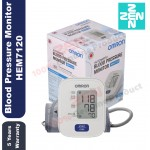 Omron Blood Pressure Monitor HEM7120 FREE Flashlight Earpick