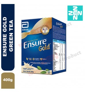 ENSURE GOLD GREEN TEA 400Gram