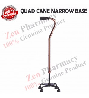 Quad Cane Narrow Base