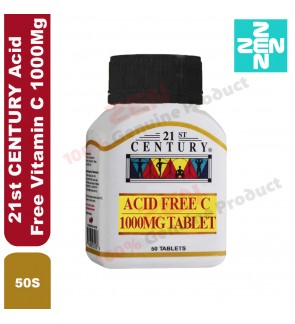 21st CENTURY Acid Free Vitamin C 1000Mg