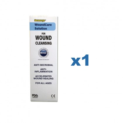 Dermacyn Wound Care Solution 100ml