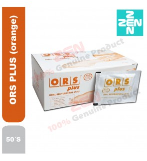 ORS PLUS ORAL REHYDRATION SALTS 50´S