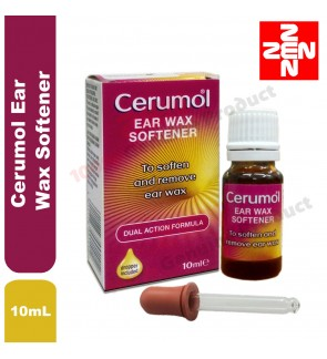 Cerumol Ear Wax Softener 10mL ( New Packing )