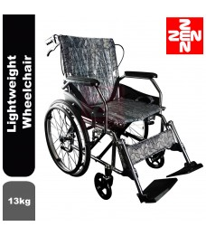 Foldable Big wheel Lightweight Travelling Wheelchair 13kg(Leaf)(WC103)