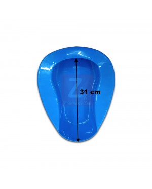 Plastic Bed Pan Without Cover