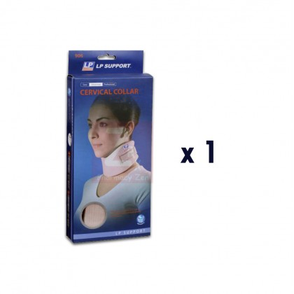 LP SOFT CERVICAL COLLAR SIZE S/M/L/XL
