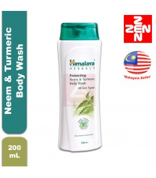 Himalaya Protecting Neem & Turmeric Body Wash 200mL