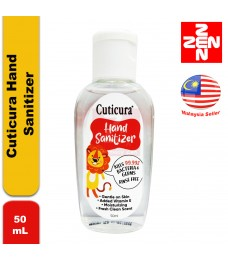 Cuticura Hand Sanitizer 50mL