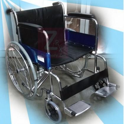 Heavy Duty Wheelchair Kerusi Roda (max. load 120kg)