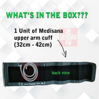 (Size L) Medisana BP BU510/BU A50 Cuff (L) (22cm-42cm)