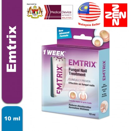 Emtrix Nail Treatment 10mL