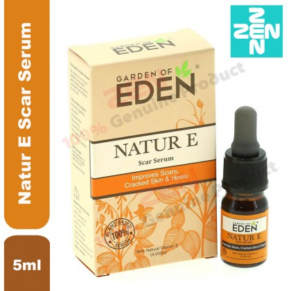 Garden of Eden Natur E Scar Serum 5ml