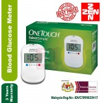 One Touch Select Blood Glucose Meter (No Strip & Lancet)