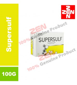 Virgin Supersulf soap 100g (Expiry date 03/2022)