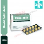 Hovid Folic Acid (100's)