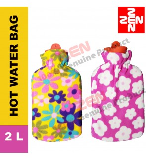 Hot Water Bag 2L With Cover