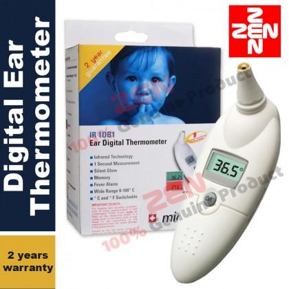 Microlife Digital Ear Thermometer Infrared IR1DB1